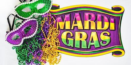 MARDI GRAS PARTY tickets
