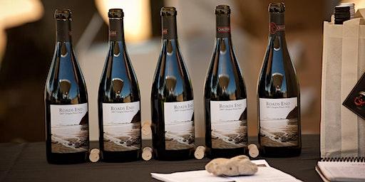 Carlton Cellars Winemaker's Valentine Dinner at Cuvée
