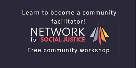 Facilitation Workshop – Becoming a Dialogue Leader in your Community tickets