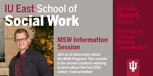 MSW Information Session