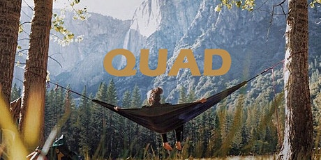 QUAD Packable Hammock - Part 1 (Idea Forge) tickets