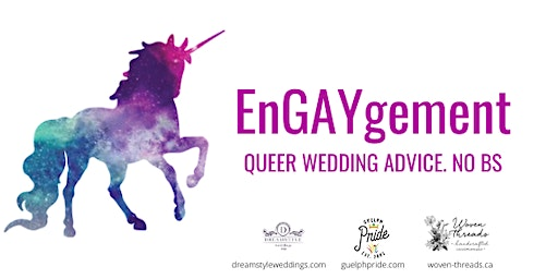 EnGAYgement: Queer Wedding Advice. No BS