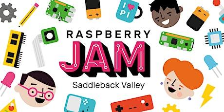 2020 Saddleback Valley Raspberry Jam tickets