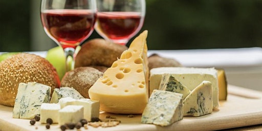Wine and Cheese Event with Mullahy's Cheese Shop