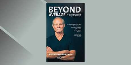 BEYOND AVERAGE by Robert Hamilton Owens tickets