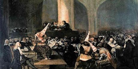 Free Tour Inquisición Española: Sangre, herejíasy ajusticiamientos entradas