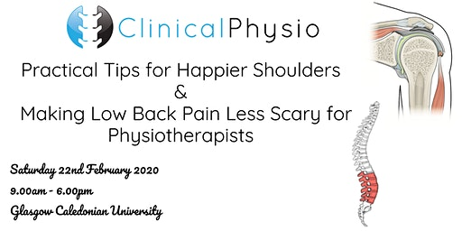 Clinical Physio Visits Glasgow!