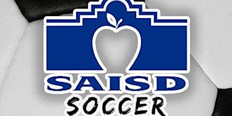SAISD Soccer @ Sports Complex tickets