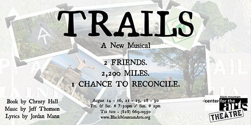 BMCAT presents Trails, a new American musical