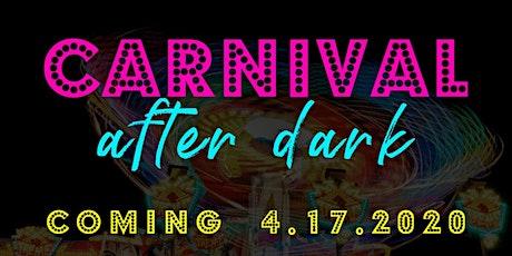 Carnival After Dark Vendor Registration tickets