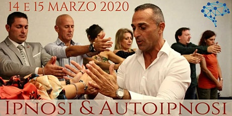 IPNOSI & AUTO IPNOSI STEP 1 biglietti