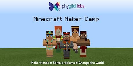 Minecraft Maker Camp @ MoPOP tickets