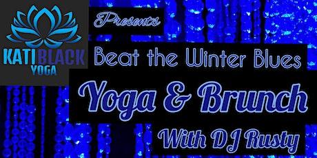 Beat The Winter Blues Yoga & Brunch tickets