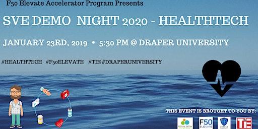 SVE Demo Night 2020 - HealthTech | SVE.io
