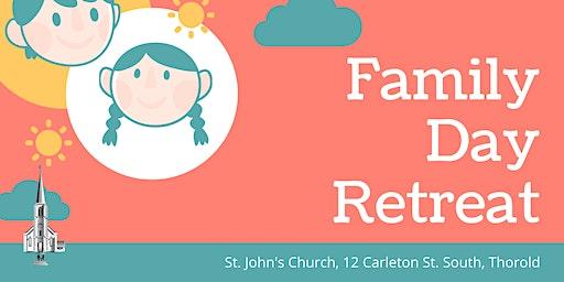 Intergenerational Family Day Retreat