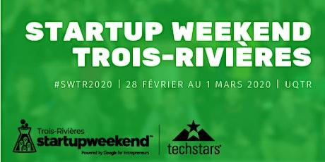 Techstars Startup Weekend Trois Rivieres 2020 - Environnement billets