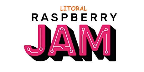 LITORAL Raspberry JAM entradas
