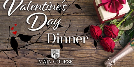 Valentine's Day Dinner with ColaJazz | Main Course tickets