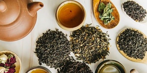 Global Teas and Seas Tea Tasting