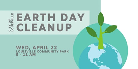 2019 Earth Day Cleanup tickets
