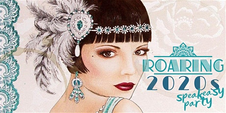 Roaring 20s Speakeasy Party with Drew Nugent tickets