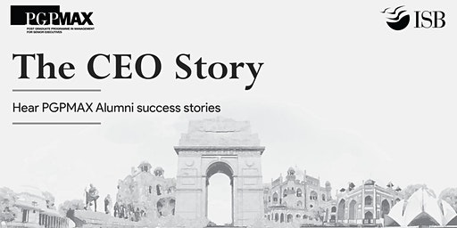 The CEO Story: PGPMAX | Pune