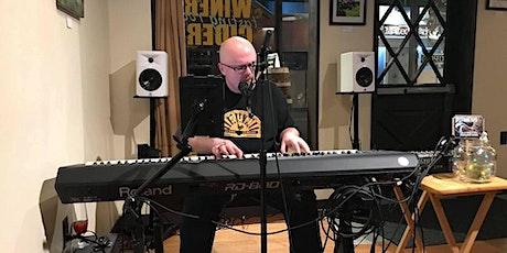 Jamie Whitney, the Piano Man tickets
