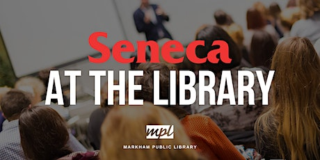 Seneca Lectures @ MPL: Branding for Small Businesses on Social Media tickets