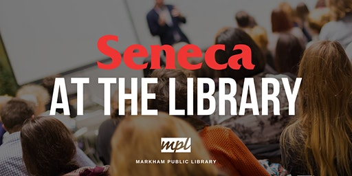 Seneca Lectures @ MPL: Branding for Small Businesses on Social Media