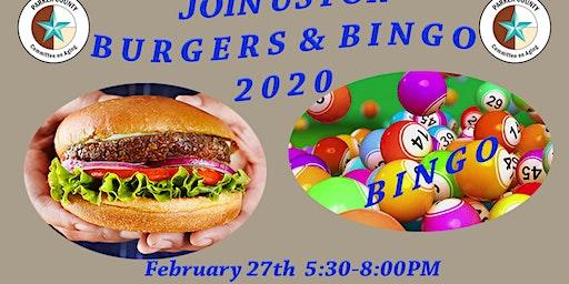 Burgers & Bingo 2020