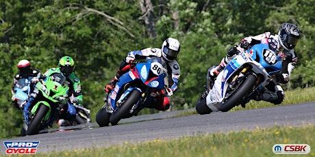 Mopar CSBK Canadian Superbike Championship Round 4 tickets