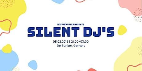 Koffiepauze presents: Silent DJ's! tickets