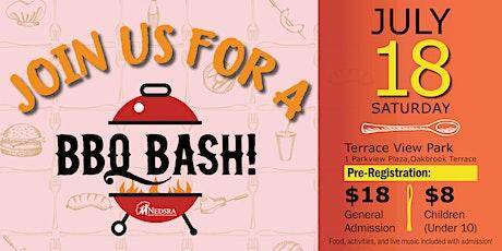 BBQ Bash tickets