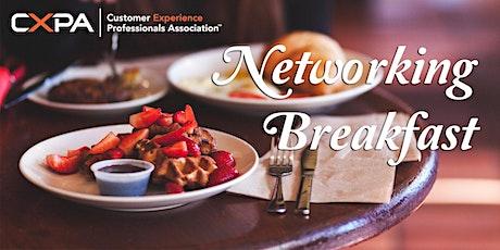 CXPA Austin Networking Breakfast tickets