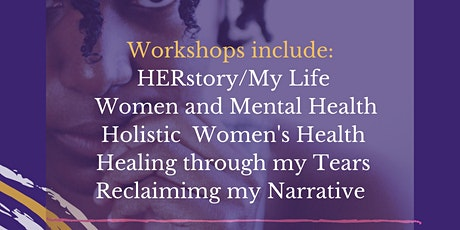 Sacred Women Health and Wellness Conference tickets