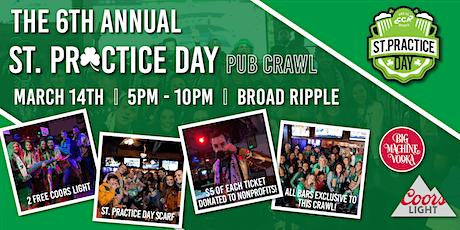 6th Annual St. Practice Day Pub Crawl tickets