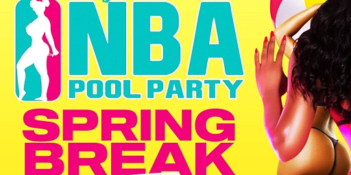 NBA Pool Party (Nothing But Ass Pool Party) #NBAPoolParty