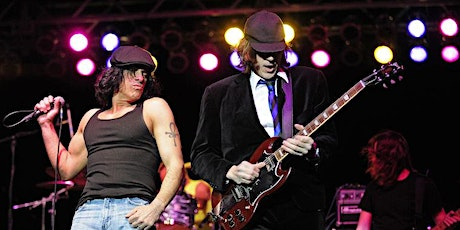 BACK IN BLACK (THE DALLAS, TX BASED AC/DC TRIBUTE) tickets