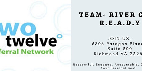 River City R.E.A.D.Y - TwoTwelve Referral Network Weekly Meeting tickets