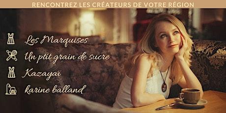 Shopping Plaisir & Rencontre Créateurs billets