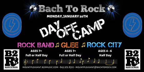 Rock City - Day Off Camp tickets