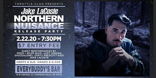 Album Release Party (Northern Nuisance)