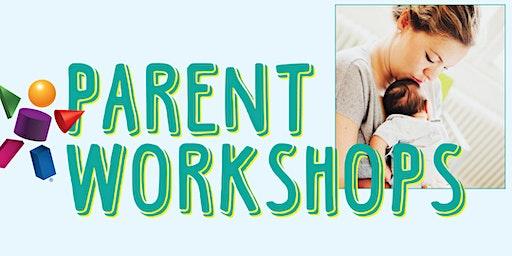 TCMU Parent Workshop: Breastfeeding in the First Six Weeks + Returning to Work - Lauren Van Pelt, RN