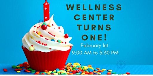 Pointe Wellness Center Turns ONE!
