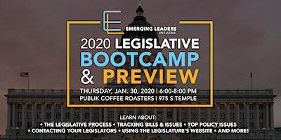 2020 Legislative Bootcamp & Preview