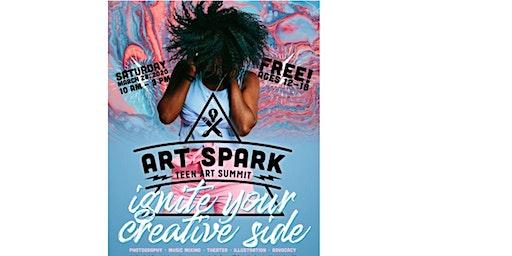 Art Spark: A Teen Art Summit
