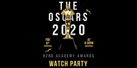 Oscars Viewing Party at Single Barrel Room billets