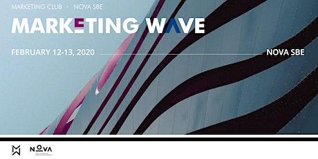Marketing Wave tickets
