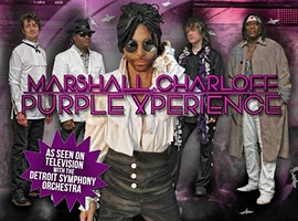 THE PURPLE XPERIENCE (A TRIBUTE TO PRINCE) FEAT. MARSHALL CHARLOFF