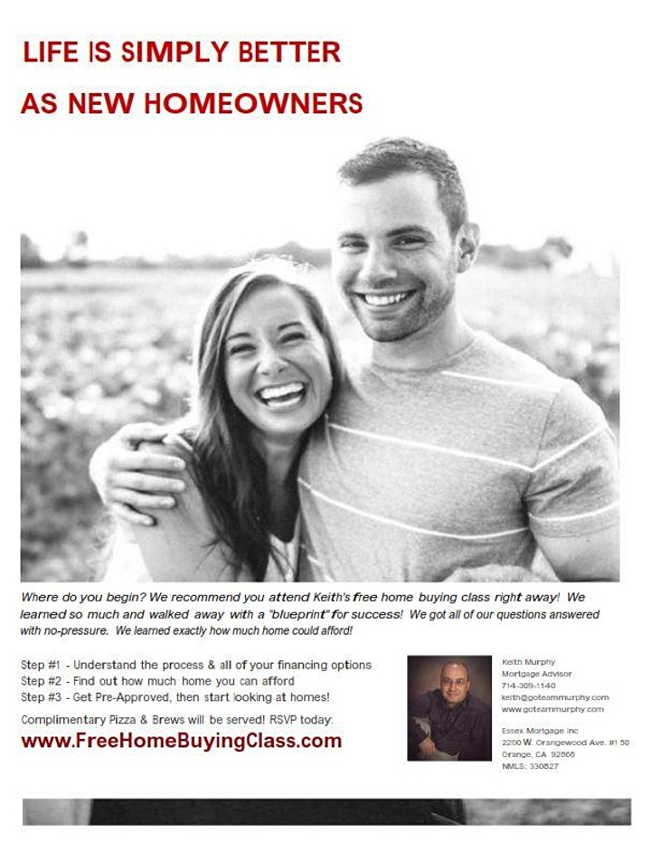 Free Home Buying Class on ZOOM image